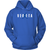 Super Saiyan Vegeta Air Unisex Hoodie T shirt - TL00217HO