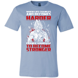 Super Saiyan Bardock become stronger Men Short Sleeve T Shirt - TL00474SS