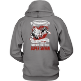 Super Saiyan Goku and Vegeta Prince Unisex Hoodie T shirt - TL00028HO