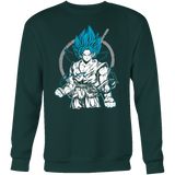 Super Saiyan Goku God Sweatshirt T shirt - TL00528SW