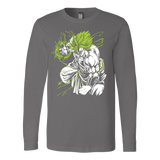 Legendary Super Saiyan Broly Monster Long Sleeve T shirt - TL00008LS