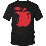 Death Note - The Death Face - Men Short Sleeve T Shirt - TL01001SS