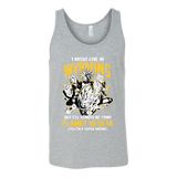 Super Saiyan Wyoming Unisex Tank Top T Shirt - TL00106TT