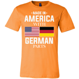 Limited edition german Men Short Sleeve T Shirt - TL00666SS