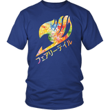 Fairy Tail - Fairy tail logo - men short sleeve t shirt - TL00852SS - The TShirt Collection
