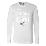 Pet - My Patronus Is A Corgi - Long Sleeve T Shirt - TL00826LS