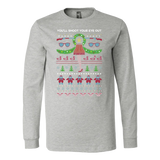 Christmas Sweatshirt - You ll shoot your eye out - Unisex Long Sleeve T Shirt - TL01006LS