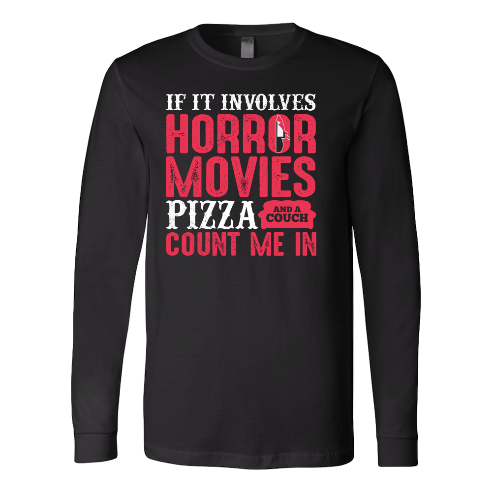 Halloween - Horror movies - Men Long Sleeve T Shirt - TL00719LS