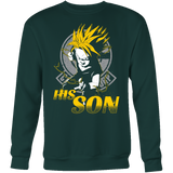 Super Saiyan Trunks Son Sweatshirt T Shirt - TL00492SW
