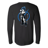 Super Saiyan Blue Goku God Long Sleeve T shirt - TL00015LS