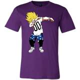 Super Saiyan Goku Dab Men Short Sleeve T Shirt - TL00466SS