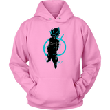 SUPER SAIYAN GOKU GOD BLUE HOODIE SHIRT - TL00174HO