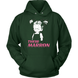 Super Saiyan Marron Father And Daughter Unisex Hoodie T shirt - TL00523HO