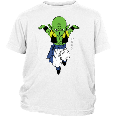 Super Saiyan - Piccolo fusion with Krillin Prilin - Youth Kid T Shirt - TL00875YS