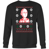 One Punch Man - Saitama Ugly Sweater - Sweatshirt T Shirt - TL00918SW