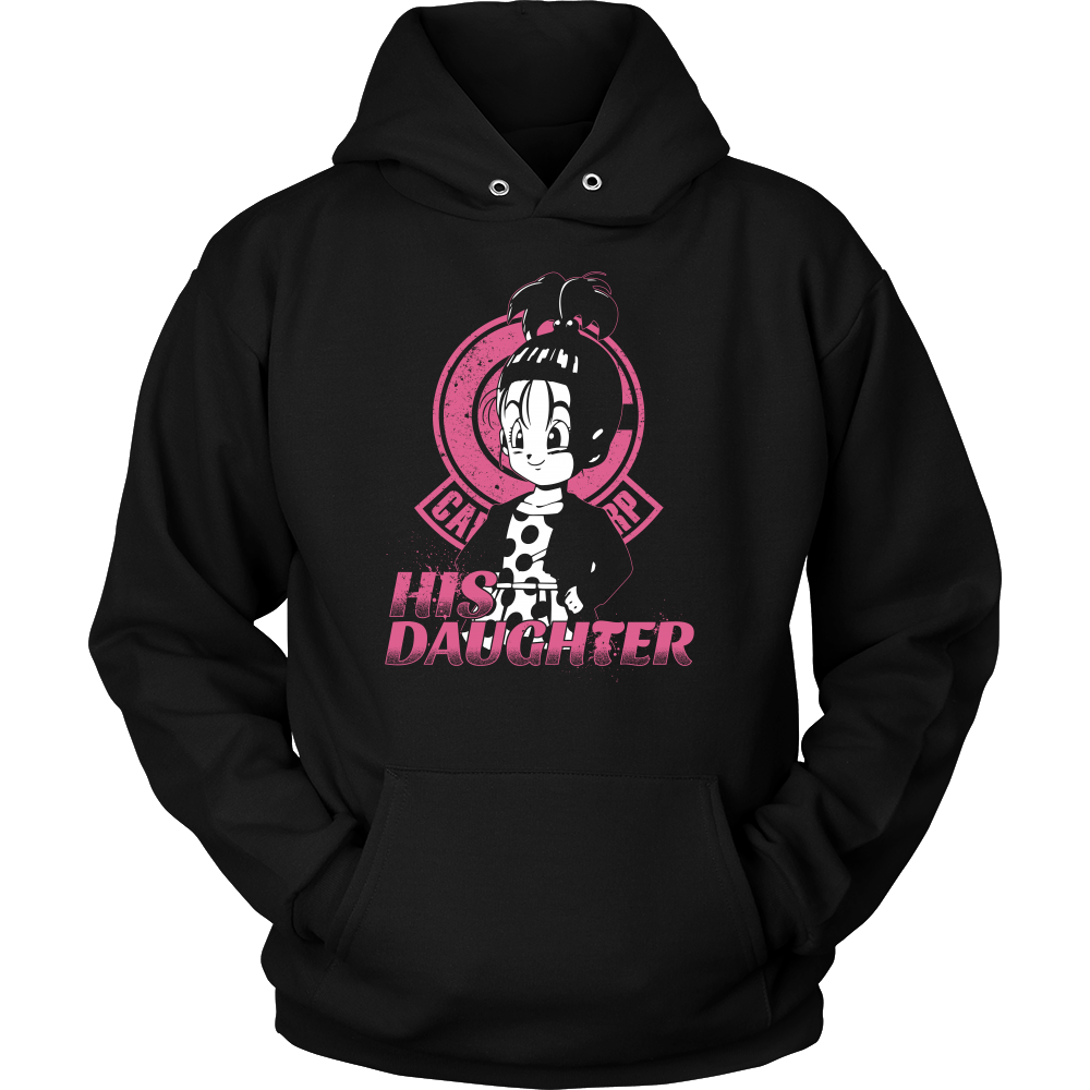 Super Saiyan Bulla Father And Daughter Unisex Hoodie T shirt - TL00519HO