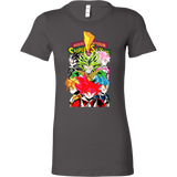 Super Saiyan - Power Ranger - Woman Short Sleeve T Shirt - TL01213WS