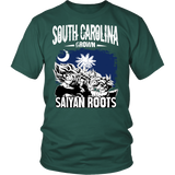 Super Saiyan - South Carolina Grown Saiyan Roots - Men Short Sleeve T Shirt - TL00154SS