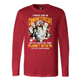 Super Saiyan Connecticut Long Sleeve T shirt - TL00092LS