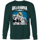 Super Saiyan Oklahoma Grown Saiyan Roots Sweatshirt T shirt - TL00153SW