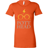 Harry Potter - Pott head - Woman Short Sleeve T Shirt - TL00962WS