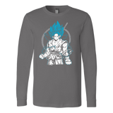 Super Saiyan Goku God Long Sleeve T shirt - TL00528LS