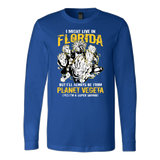Super Saiyan Florida Group Long Sleeve T shirt - TL00006LS