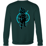 Super Saiyan Vegeta God Sweatshirt T shirt - TL00205SW