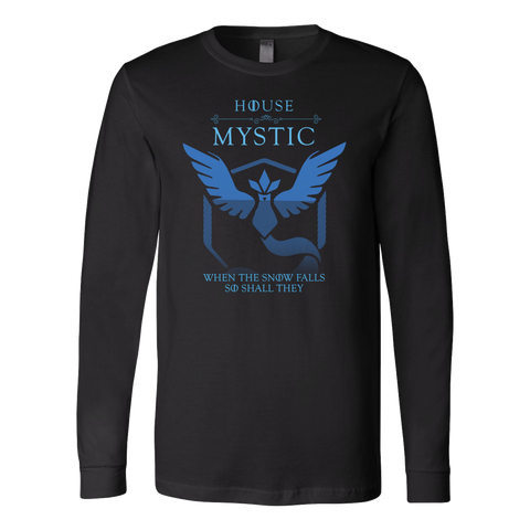 POKEMON HOUSE MYSTIC Long Sleeve T shirt - TL00618LS