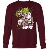 Legendary Super Saiyan Broly Monster Sweatshirt T shirt - TL00008SW