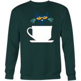 Pet - Officially Licensed Book Character Morning Coffee Ladies - Sweatshirt T Shirt - TL00749SW