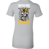Super Saiyan Goku Warrior Woman Short Sleeve T shirt - TL00037WS