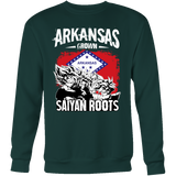 Super Saiyan Arkansas Grown Saiyan Roots Sweatshirt T shirt - TL00167SW