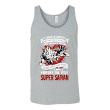 Super Saiyan Goku and Vegeta Prince Unisex Tank Top T Shirt - TL00028TT