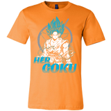 Super Saiyan Her Goku God Men Short Sleeve T Shirt - TL00502SS