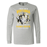 Super Saiyan Virginia Long Sleeve T shirt - TL00071LS