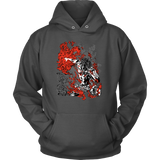 One Piece - Ace Fire Fist - Unisex Hoodie T Shirt - TL00909HO