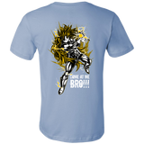 Super Saiyan Vegeta 3 Men Short Sleeve T Shirt - TL00122SS