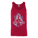 Super Saiyan - Goku God Blue - Unisex Tank Top T Shirt - TL00888TT