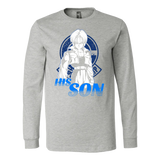 Super Saiyan Trunks Son Long Sleeve T shirt - TL00491LS