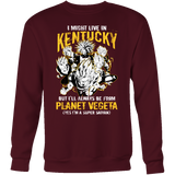 Super Saiyan Kentucky Sweatshirt T shirt - TL00082SW