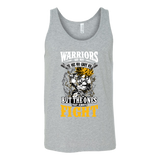 Super Saiyan Goku Warrior Unisex Tank Top T Shirt - TL00037TT
