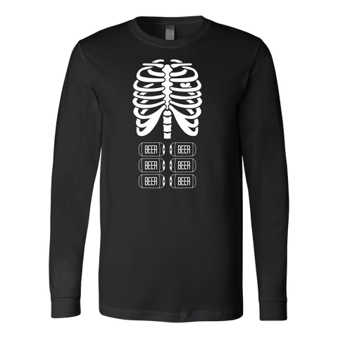 Halloween - Beer beer beer - Men Long Sleeve T Shirt - TL00698LS
