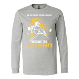 Super Saiyan Bardock Become The Legend Long Sleeve T shirt - TL00564LS