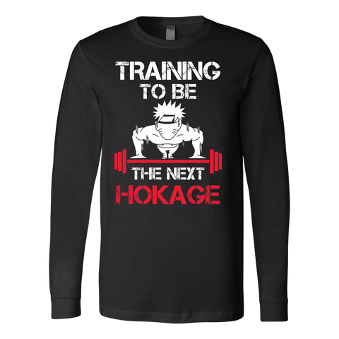 Naruto - Training to be the next hokage - Unisex Long Sleeve T Shirt - TL01202LS