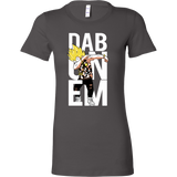 Super Saiyan Vegeta Dab Woman Short Sleeve T Shirt - TL00496WS