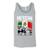 Super Saiyan Mexican Grown Saiyan Roots Unisex Tank Top T Shirt - TL00156TT