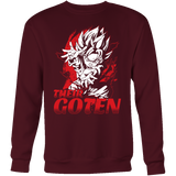 Super Saiyan Goten Son Men Sweatshirt T Shirt - TL00512SW