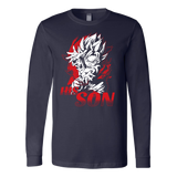 Super Saiyan Goten Son Long Sleeve T shirt - TL00487LS