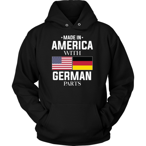 Limited edition german Unisex Hoodie T Shirt - TL00666HO